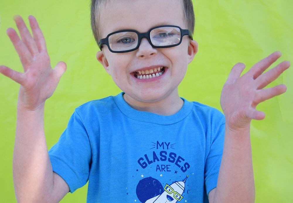 Eye Power Kids Wear: empowering kids who wear glasses, contacts and eye patches.