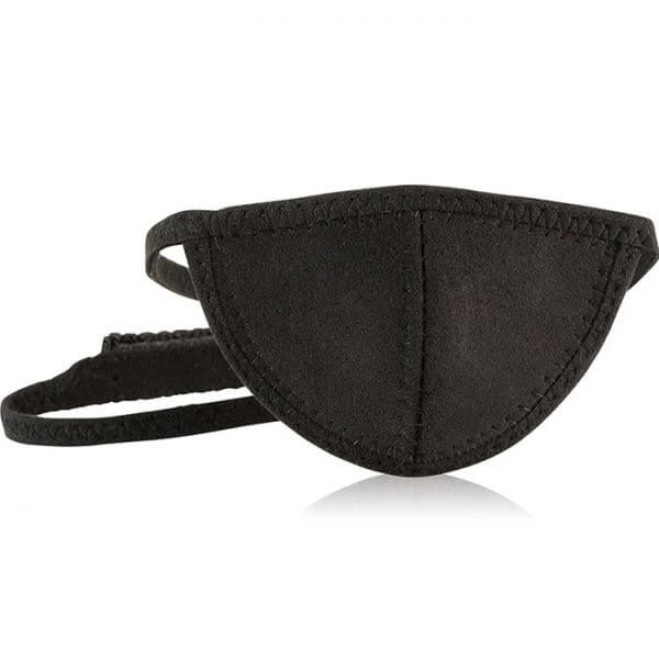 classic eye patch in black