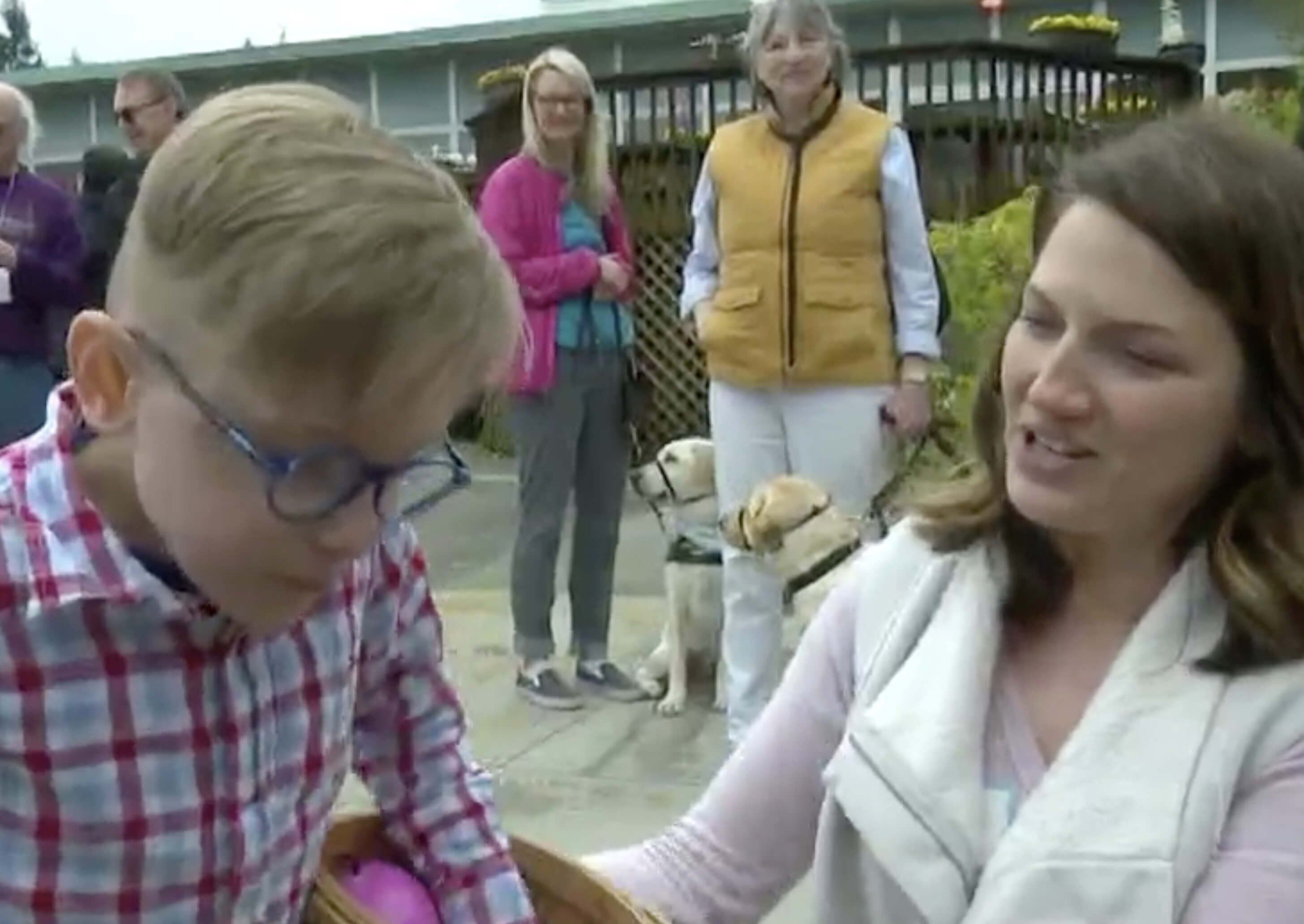 Beeping Easter Eggs for Visually Impaired Kids