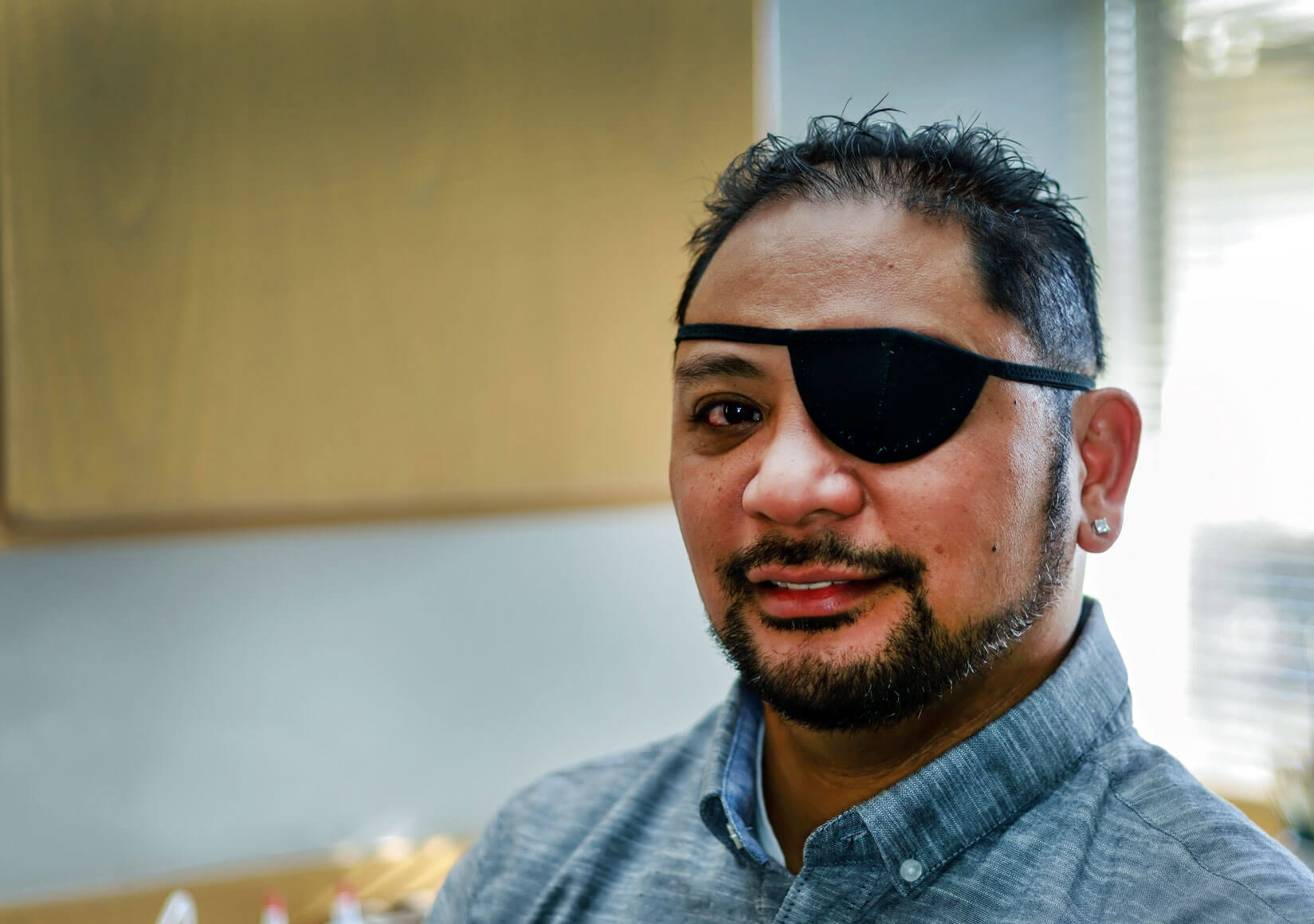 7 Reasons People Wear Eye Patches