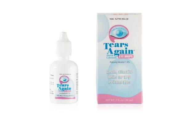 Tears Again? Lubricant Eye Drops, 30 mL