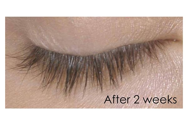 eyelash enhancers after