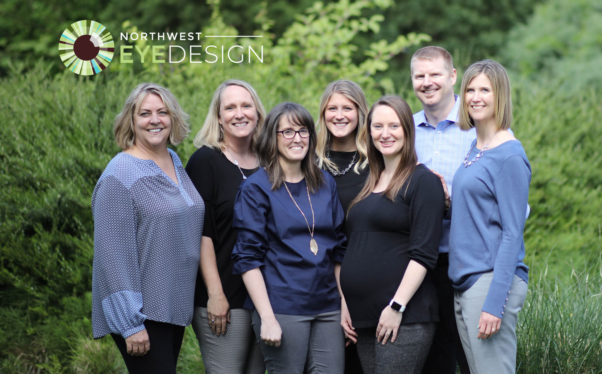 northwest eye design team